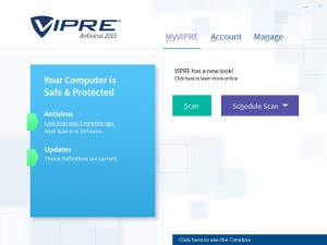VIPRE Antivirus 2015 Download For Windows 7, 8.1