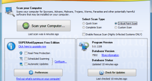 SUPERAntiSpyware Professional Software Free Download For Windows 8.1, 7,mac