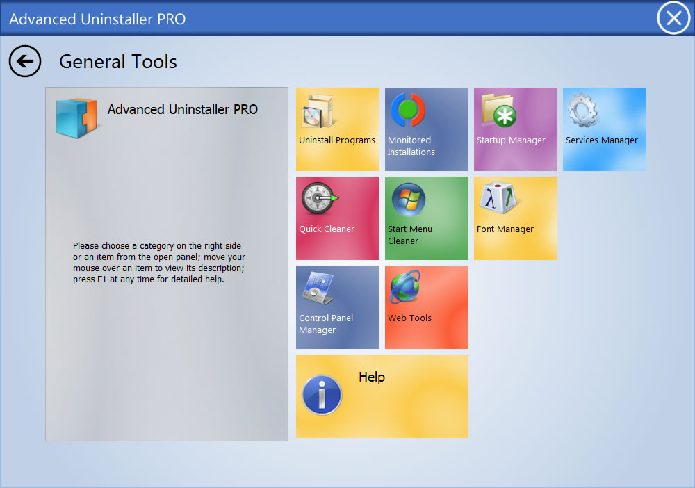 Advanced uninstaller pro innovative solutions.