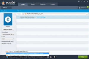 DVDFab HD Decrypter Free Download for windows