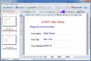 PDF Filler Software Free Downlaod For Windows