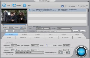 WinX DVD Ripper Free Download for windows