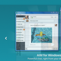 AOL Instant Messenger for Windows and Mac