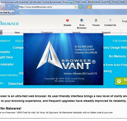 Avant Browser Download