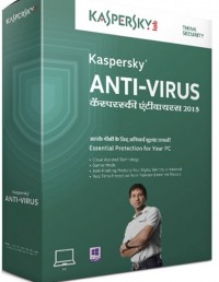 Kaspersky Anti-virus 2015 1pc 1year