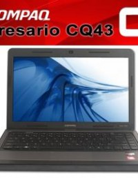 Compaq Presario CQ43 Laptop Drivers Download For windows 7, 8