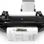 HP Designjet T120 Printer Drivers download for Windows 7,8.1