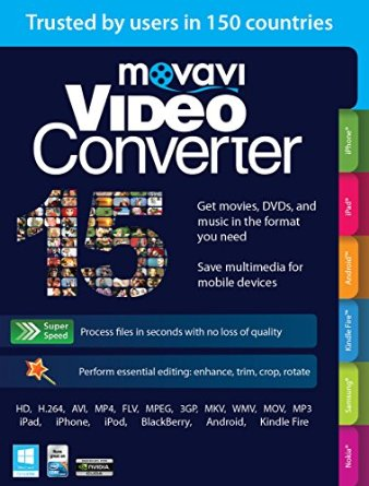 Movavi Video Converter Software Download For Windows 7, 8.1, 10