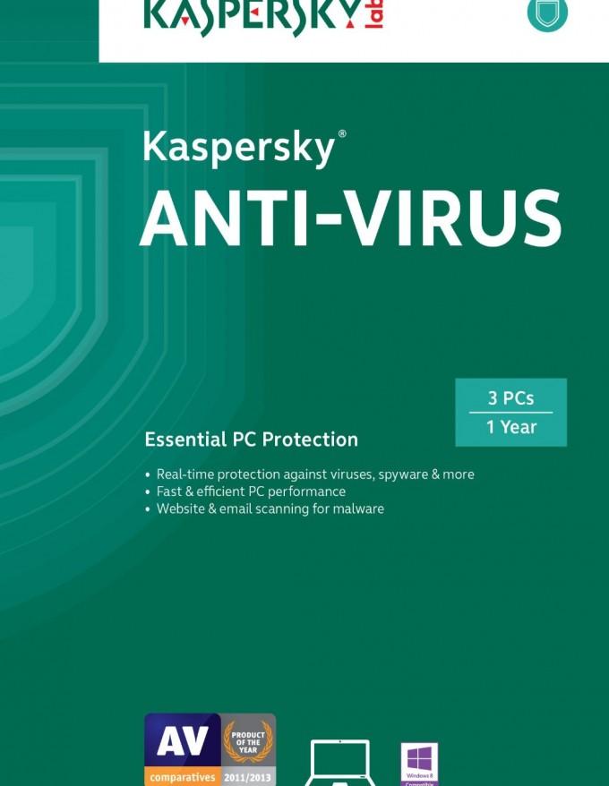 Kaspersky Total Antivirus Software Download For Windows 7, 8.1