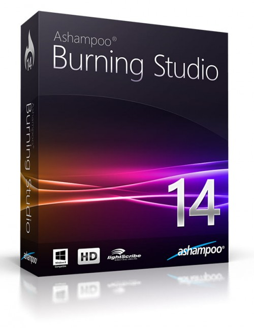 Ashampoo Burning Studio Software Download For Windows 7,8.1, 10 and Mac