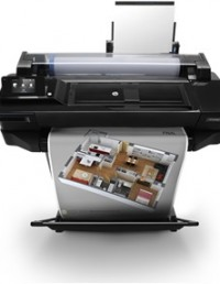 HP Designjet T520 Printer Drivers Download for Windows 7,8.1 and Mac