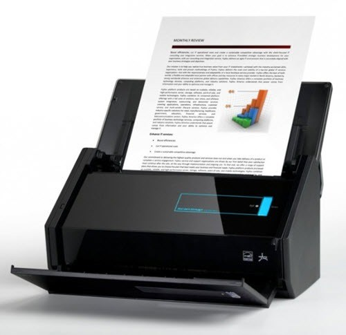 Fujitsu Scansnap S1500 Download for Windows 7,8.1