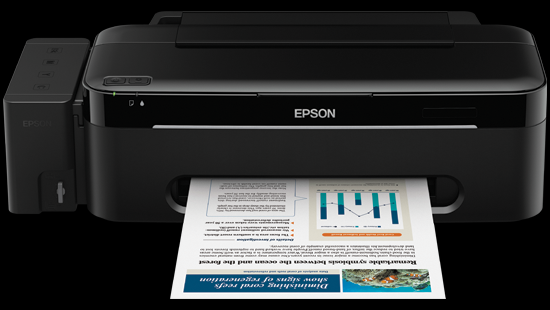 Epson L100 Inkjet Printer Driver Download For Windows