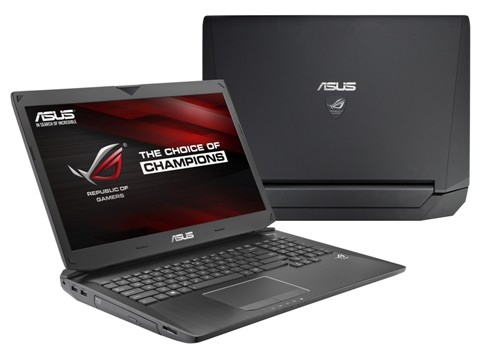 Asus G750JZ Laptop Drivers Download