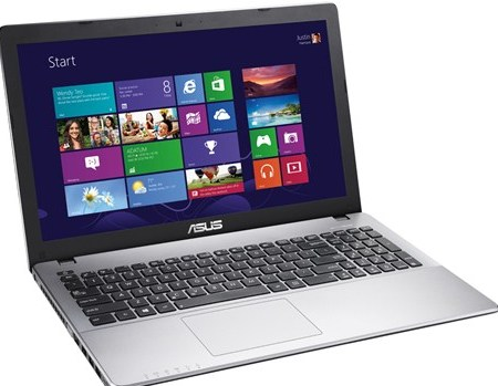 Asus X550JK Drivers Download For Windows 7, 8.1