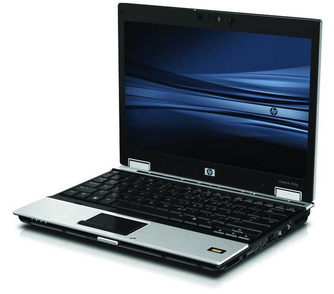 hp elitebook 2540p sound driver