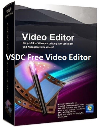 VSDC Free Video Editor For Download for Windows 7,8.1
