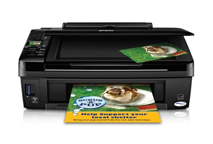 Epson Stylus NX420 Printer Drivers Download For windows 7, 8