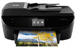 HP Envy 7640 e Printer Drivers