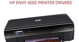 HP ENVY 4505