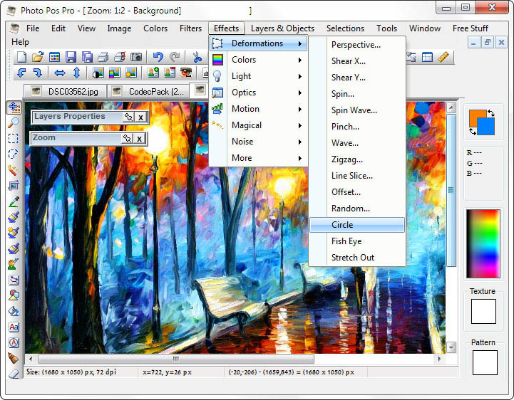 Photo Pos Pro Image Editor For Windows 7 8 1 Free Download