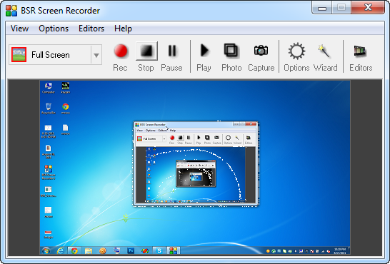 best free download video recorder