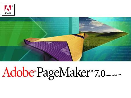 Adobe PageMaker Software Download for Windows