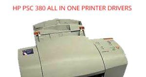 HP PSC 380