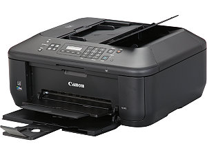 how to connect canon mx472 printer to laptop