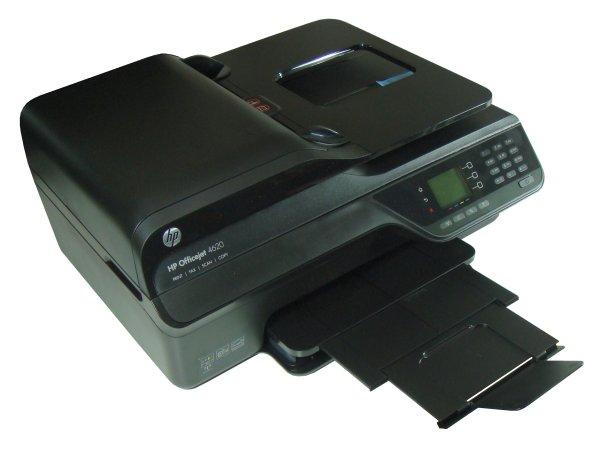 Hp Officejet 4620 Scan Software Mac
